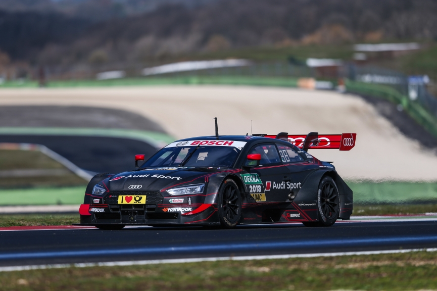 Audi RS 5 DTM, Jamie Green