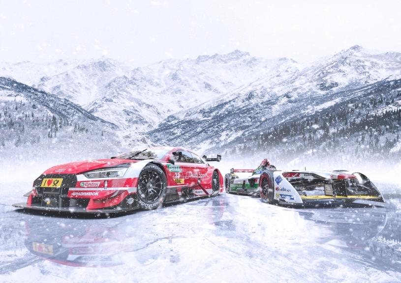 Audi RS 5 DTM, Audi e-tron FE