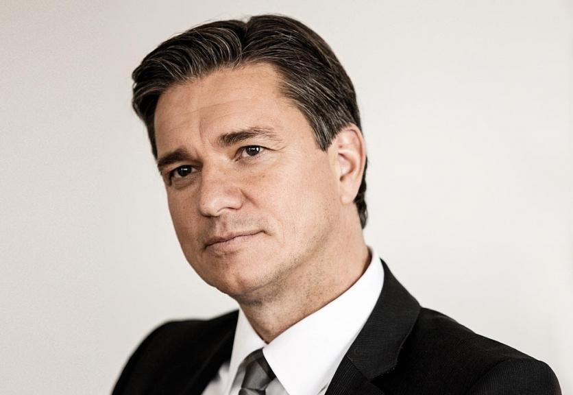 Lutz Meschke, Vorstand Finanzen und IT